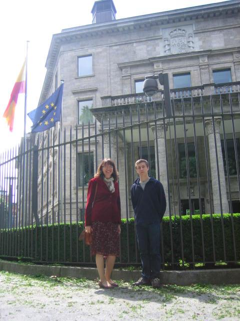 spanische Botschaft Berlin