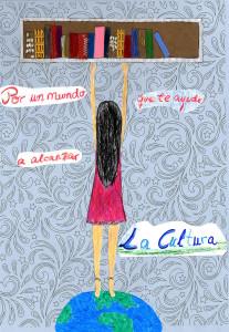 Por un mundo que te ayude a alcanzar la cultura- Leyre Pérez