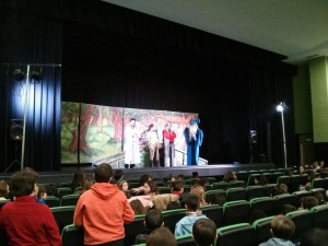 Merlin The Wizard. Colegio concertado Deutsche Schule San Sebastian
