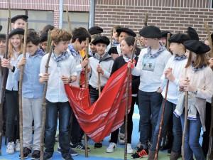 colegio concertado, Deutsche Schule San Alberto Magno, 5º Primaria