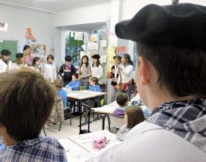 5ºEducación Primaria colegio concertado Deutsche Schule San Sebastian