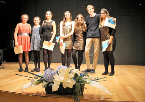 Finalistas Jugend Musiziert Deutsche Schule San Alberto Magno