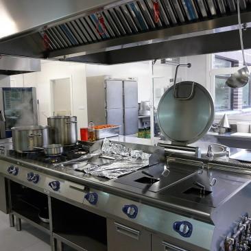 Cocina Deutsche Schule San Alberto Magno