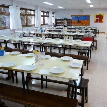 Comedor Deutsche Schule San Alberto Magno