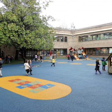 Patio Infantil Deutsche Schule San Alberto Magno