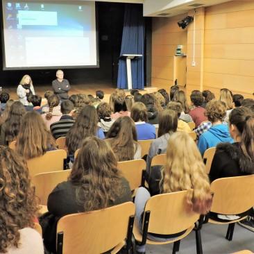 Salón de actos Deutsche Schule San Alberto Magno