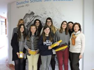 colegio aleman Deutsche Schule San Alberto Magno