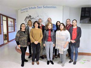 colegio aleman Deutsche Schule San Alberto Magno San Sebastian