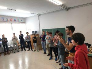 colegio aleman, Deutsche Schule San Alberto Magno, San Sebastian