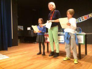 olegio aleman, colegio concertado, San Sebastian, concurso lectura