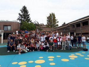 intecambio escolar con alumnado de Wiesbaden