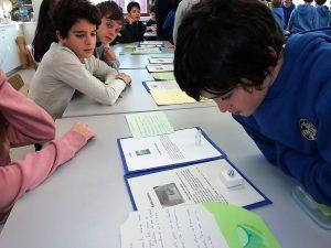 alumnado #DeutscheSchuleSAM visita el museo del mineral