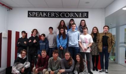 deutsche schule san sebastian, colegio aleman, emprendimiento, jóvnenes emprendedores